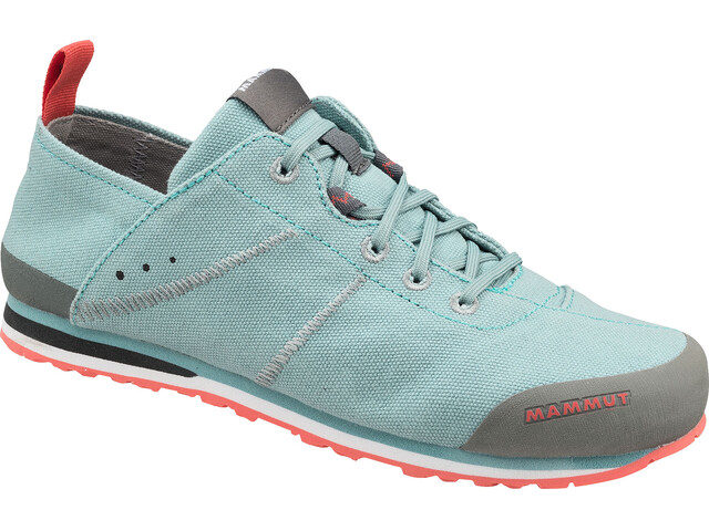 Mammut W's Sloper Low Canvas Shoes air-barberry
